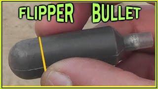 Encapsulated SHOT Bullet  - Weird Shotgun Round