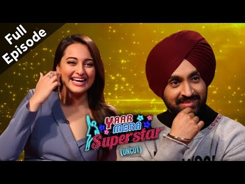 'Welcome To New York' Stars Sonakshi& Diljit Up & Candid On 'Yaar Mera Superstar 2' | Full Episode