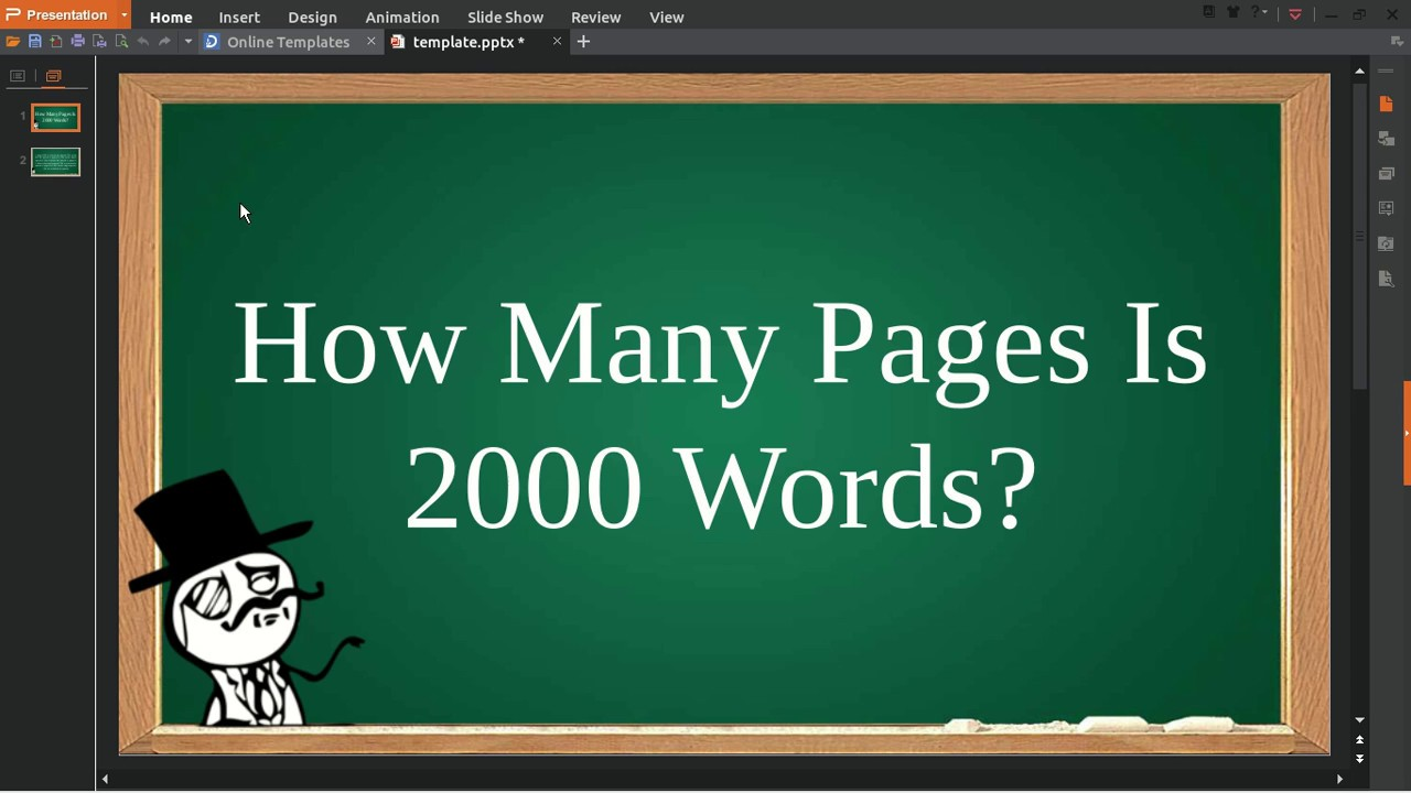 how many pages is words  how many pages is 2000 words