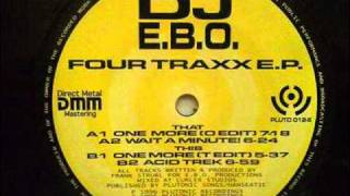 Dj E.B.O. - One More - T-Edit