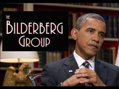 Obama's Secret Meeting with Bilderberg Group Exposed