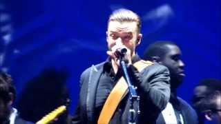 Justin Timberlake - Drink You Away ( 20/20 Experience Tour 12-19-13