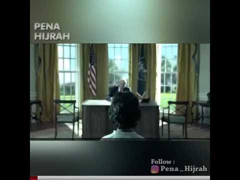 Palestine !!! Tuan presiden kita akan buka di Yerusalem