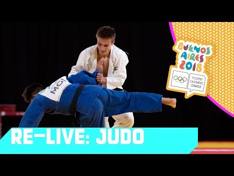 RE-LIVE | Day 01: Judo | Youth Olympic Games 2018 |Buenos Aires