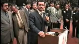 MERHUM MUHSİN YAZICIOĞLU-ERZURUM MİTİNGİ-1998-5