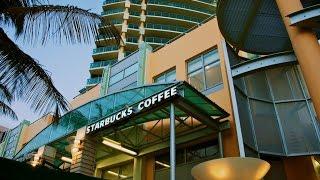 США. Завтрак в STARBUCKS, по дороге на MIAMI BEACH / VLOG(ПОМОЩЬ ЭМИГРАНТАМ в США - http://ru-florida.com Мы рады помочь всем, кто собирается на отдых или ПМЖ в США, солнечный..., 2016-02-28T04:48:01.000Z)