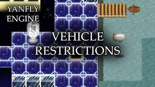 YEP.118 - Vehicle Restrictions - RPG Maker MV