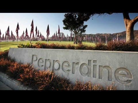 Short review of  Pepperdine University