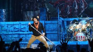 Iron Maiden - Death or Glory Live @ O2 Arena London 28.5.2017