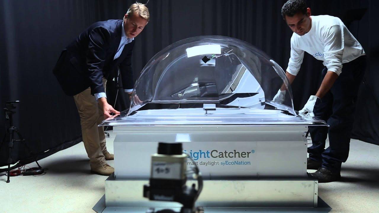 Total kiest voor de LightCatcher van EcoNation