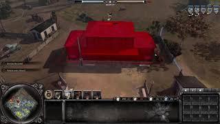 Company of Heroes 2 4vs4 Multiplayer Savaş