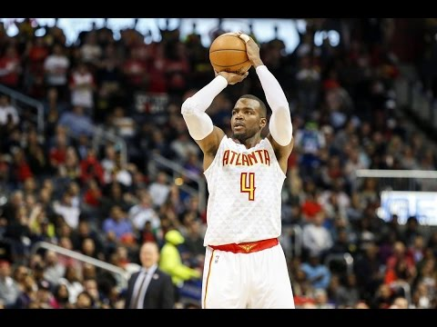 Paul Millsap 2016/17 Season Highlights | Atlanta Hawks Highlights