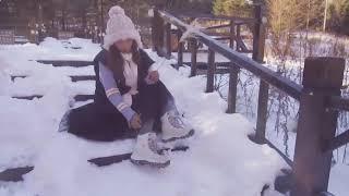 Oumsen 아웃도어 여성 스노우부츠 겨울 미끄럼방지 …