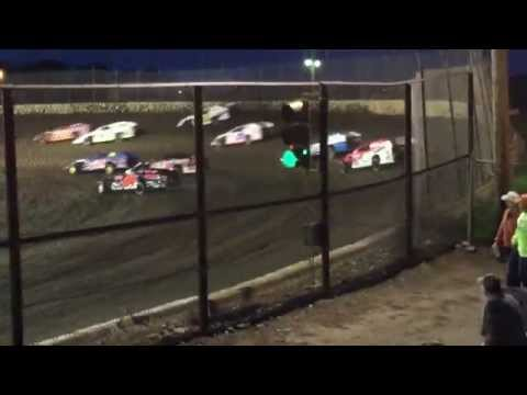Kankakee County Speedway Mods 5-15-15