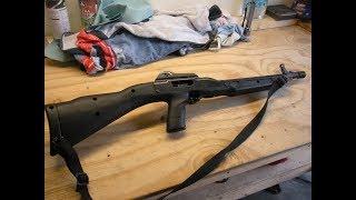 Hi Point 995 Carbine 1st Generation Disassembly