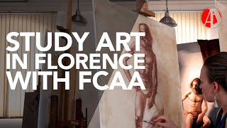 Study art in Florence, Italy with the Florence Classical Arts Academy - 2020
