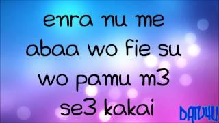 Sarkodie - Sherifa (feat. Sherifa Gunu) (Lyrics) (HD)