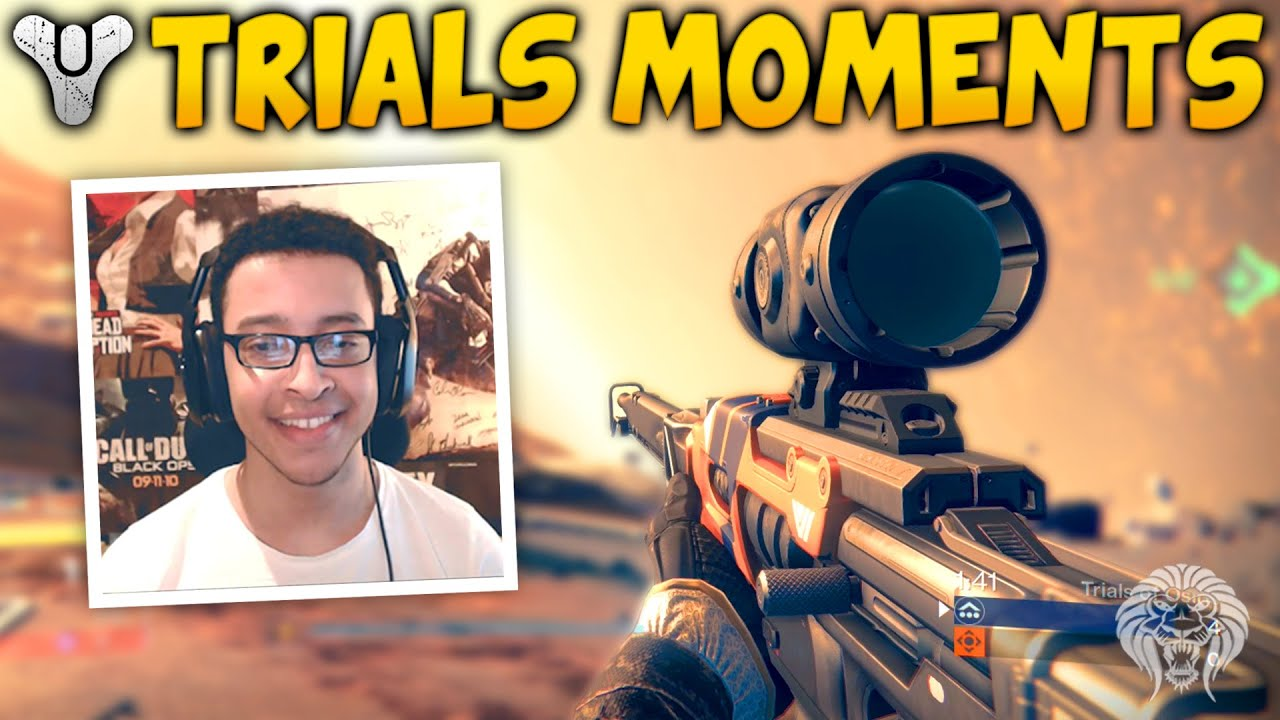 "Download Destiny: ""APRIL UPDATE HYPE!"" Trials of Osiris Flawless (Funny Moments & Highlights)"