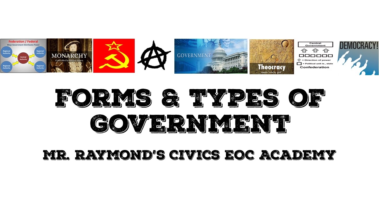 Types Ms Of Government Youtube