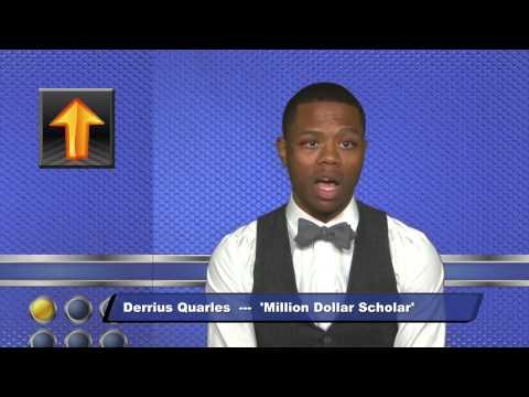 Derrius Quarles: Million Dollar Scholar