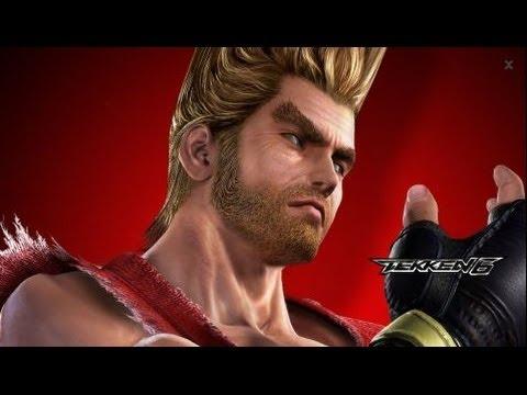 Tekken 4 Paul Phoenix Story Mode