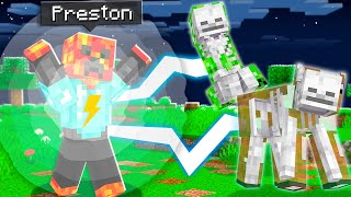 7 Ways to Craft with LIGHTNING in Minecraft!