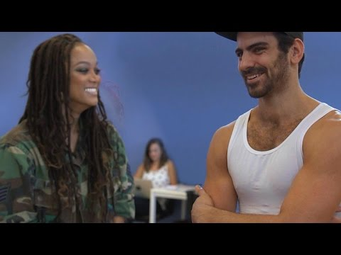 EXCLUSIVE: Tyra Banks Reunites With Model Nyle DiMarco in a Surprise 'Dancing With the Stars' Dro…