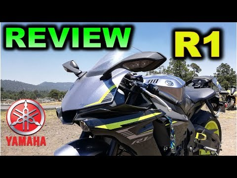 REVIEW YAMAHA YZF R1 S - BLITZ RIDER