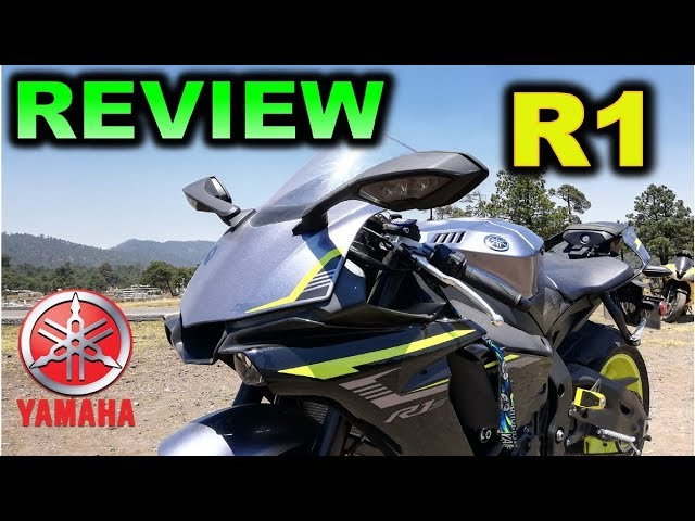 REVIEW YAMAHA YZF R1 S - BLITZ RIDER
