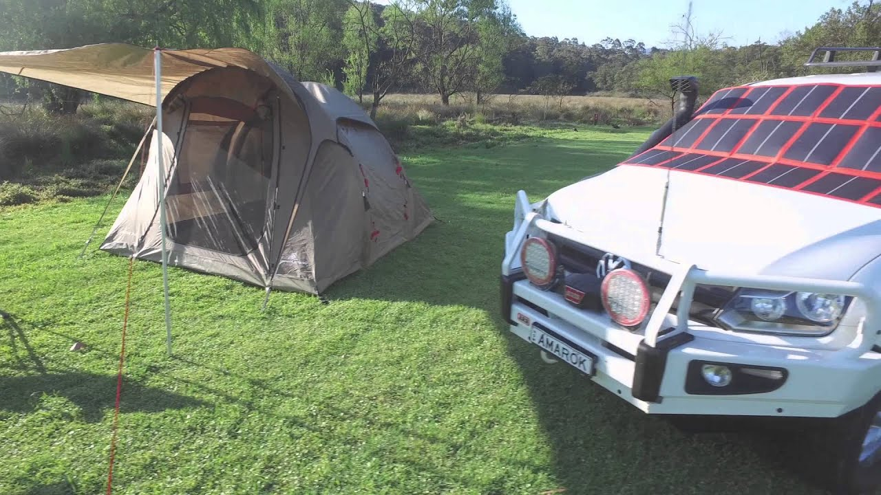 How To Use Solar To Recharge Your Camping Trip Youtube