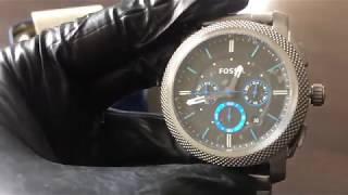 Reloj FOSSIL FS4931 - UNBOXING FOSSIL WATCH FS4931 (Regaloj)