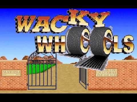 Wacky Wheels music - Dream (Main Theme) (AdLib)
