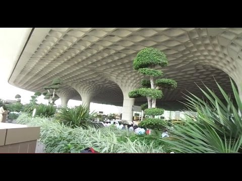 Mumbai's Chhatrapati Shivaji International Airport  Terminal