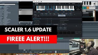 PLUGIN BOUTIQUE NEW SCALER UPDATE 1.6 - BEST UPDATE QUICK REVIEW