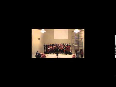 Christmas Concert, Dec. 15. 2012, Calgary Central Choir