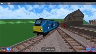 (Roblox GCR) Class 88 @ Dovey Junction ***LEGEND***
