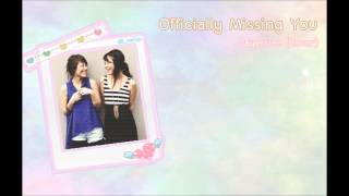 [ Karaoke Thaisub ] Officially Missing You - Jayesslee (Cover)