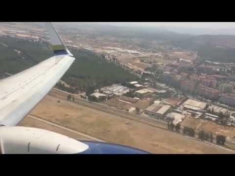 Tui 737-800 WL take-off at Izmir airport (Miami air lease)