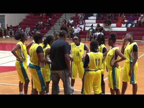 19th SS Hoop Classic Girl's Game 2017