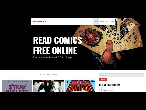 Read Comics For Free On Android And IPhone