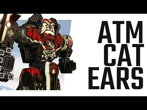The ATM Cat Ears Executioner - Mechwarrior Online The Daily Dose #568