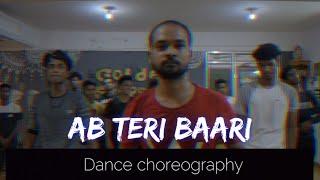 Ab Teri Baari Feat Ayushmann Khurana × Naezy | Dance choreography | Amar | Axe #MakeYourOwnRules