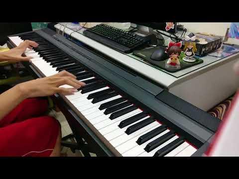 【Overlord 2 ED】「HYDRA」- Piano Cover (MYTH & ROID)