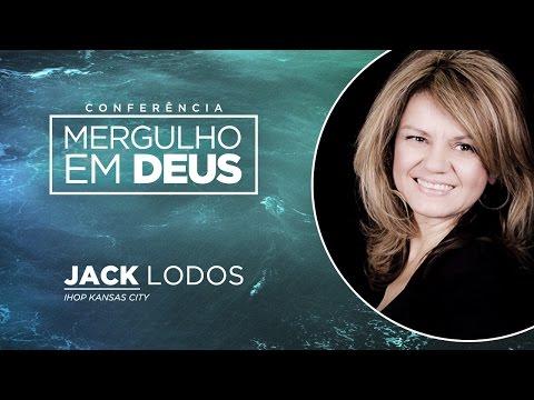 Jackie Lodos - Conf. Mergulho em Deus