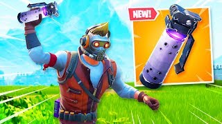 The *NEW* Shadow Bomb Grenade! Fortnite Update 8.51