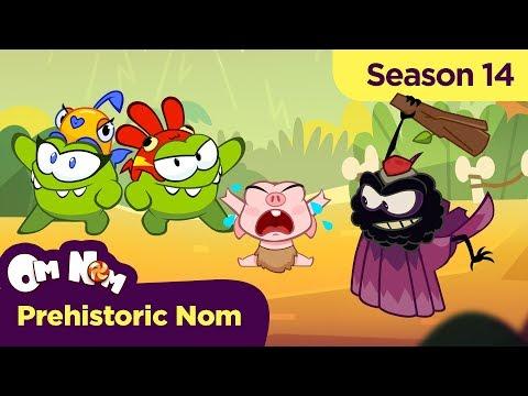 Om Nom Stories - Super-Noms: Prehistoric Nom (Cut The Rope)