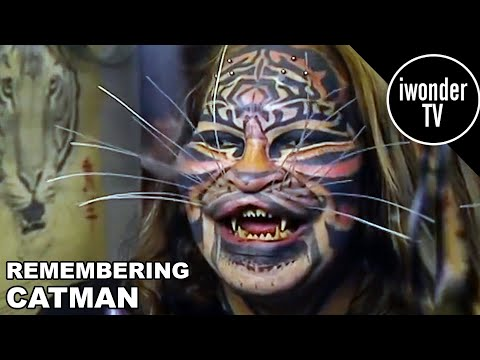 Catman: The Man Who Became A Cat & Tragic Death!