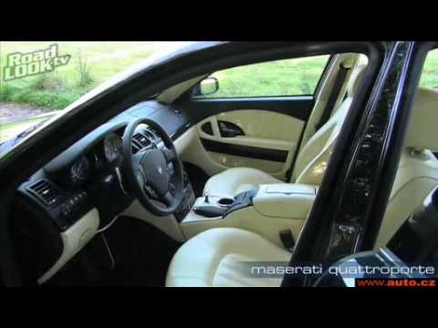 Maserati Quattroporte Road Look Test