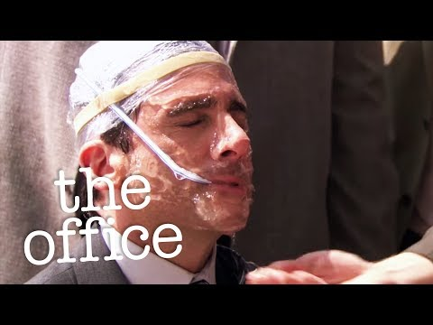 Wet Cement  - The Office US