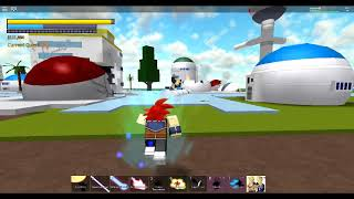 Roblox: [T.O.P.] Dragon Ball Z Final Stand - Menu Bug/Glitch